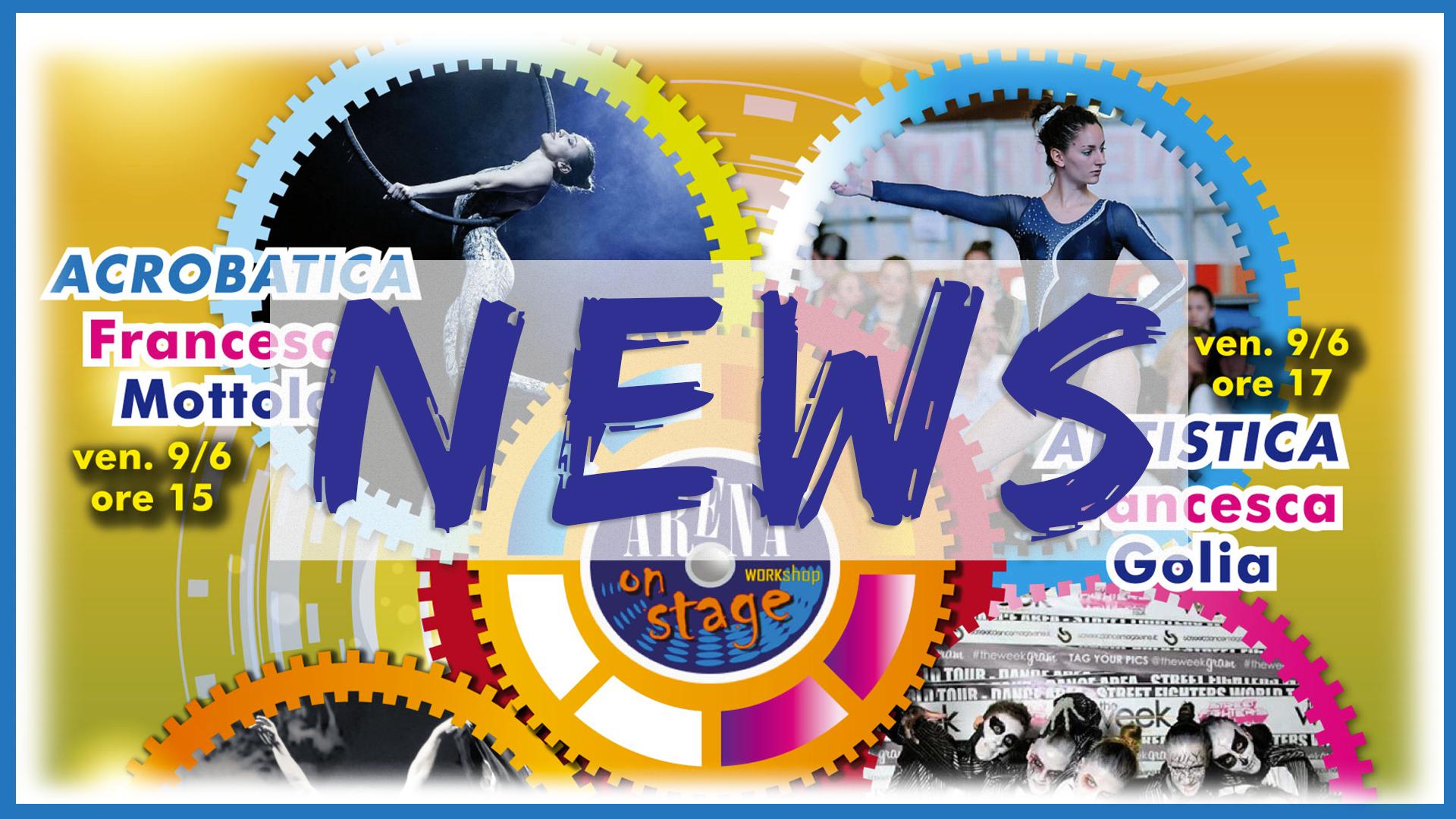 News - Arena Artis
